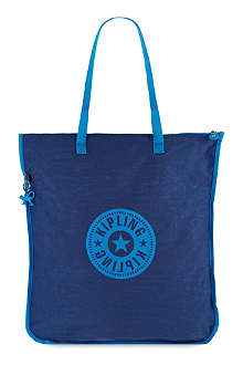 KIPLING Hiphurray foldable shopper