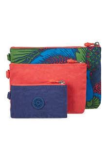 KIPLING Iaka pouches