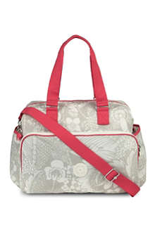 KIPLING July tropical print bag