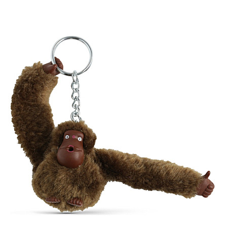 KIPLING Monkey medium key ring (Multi