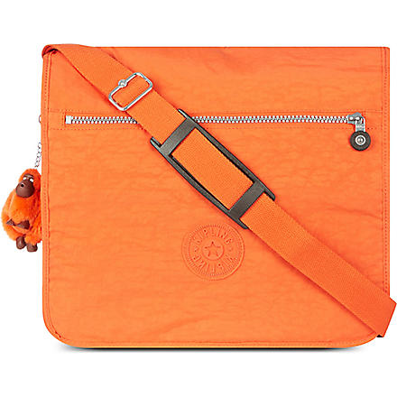 KIPLING Madhouse expandable messenger bag (Blossom