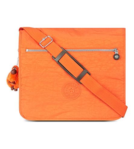 KIPLING Madhouse expandable messenger bag (Blossom