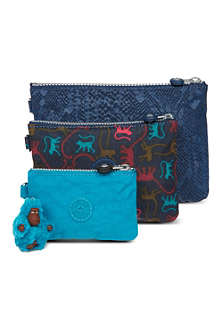 KIPLING Triple pouch set