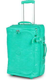 KIPLING Teagan small two-wheel suitcase 55cm