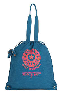 KIPLING Hiphurray drawstring bag