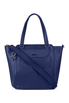 KIPLING Alezia leather tote