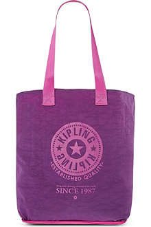 KIPLING Hip hurray foldable shopper