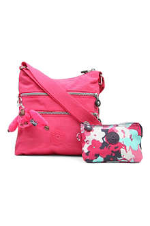 KIPLING Alvar duo shoulder bag and wallet