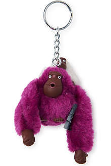 KIPLING Monkey with baby key ring
