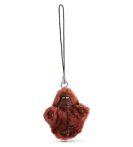 KIPLING Monkey extra small key ring (Multi