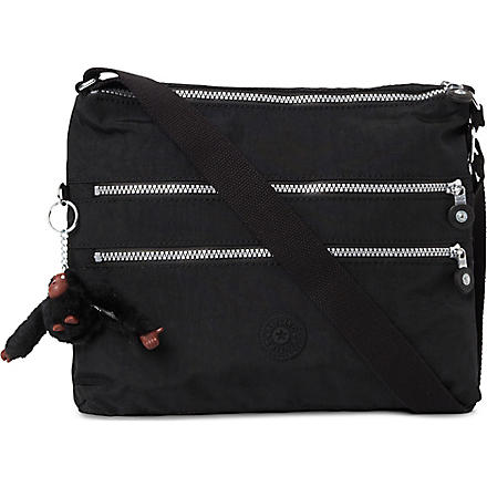 KIPLING Alvar messenger bag (Black