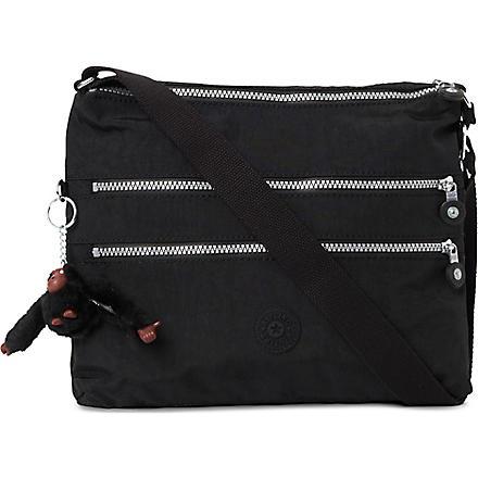 KIPLING Alvar messenger bag (Black