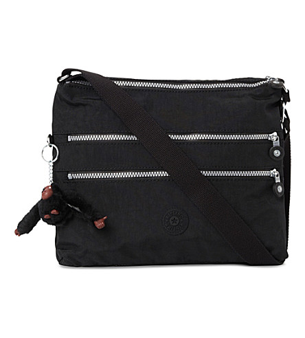 KIPLING Alvar shoulder bag (Black