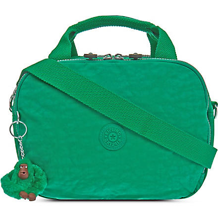 KIPLING Palm Beach cosmetic bag (Cactus+green