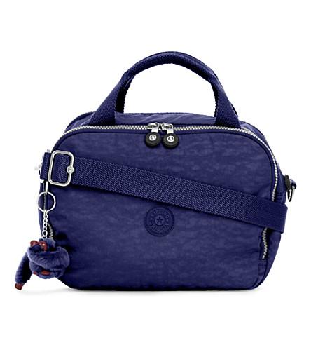 KIPLING Palm Beach cosmetic bag (Flash+blue+trim