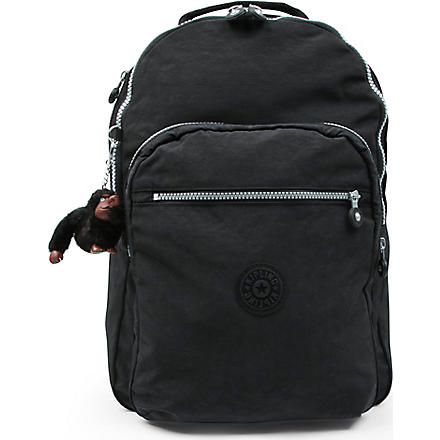 KIPLING Seoul large backpack (Black
