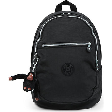 KIPLING Clas Challenger medium backpack (Black