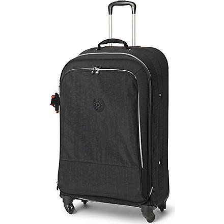 KIPLING Yubin four-wheel suitcase 76 cm (Black