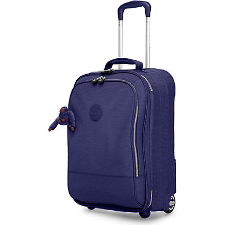 KIPLING Yubin two-wheel suitcase 55cm (Flash+blue+trim