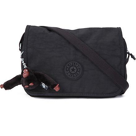 KIPLING Delphin messenger bag (Black