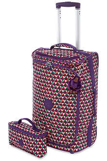 KIPLING Moken two-wheel cabin suitcase