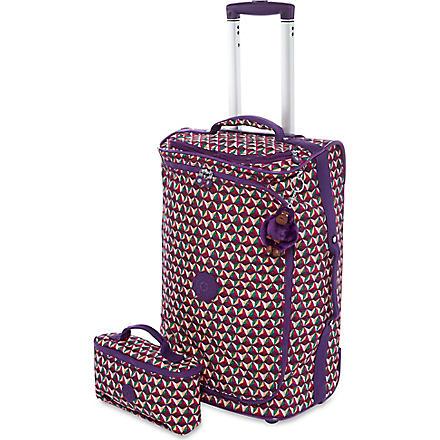 KIPLING Moken two-wheel cabin suitcase (Triangle