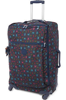 KIPLING Darcy four-wheel suitcase