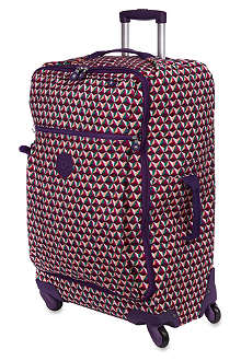 KIPLING Darcey four-wheel suitcase 67cm