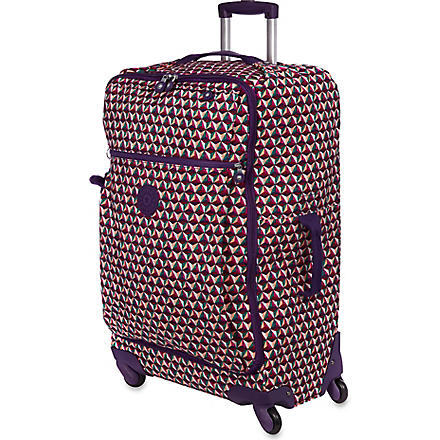 KIPLING Darcey four-wheel suitcase 67cm (Triangle