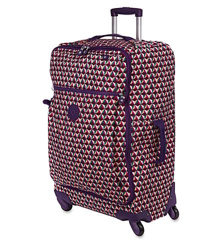 KIPLING Darcey four-wheel suitcase 67cm (Triangle