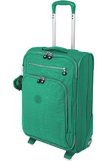 KIPLING Youri two-wheel cabin suitcase 55cm