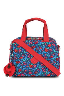 KIPLING Miyo summery print lunch bag