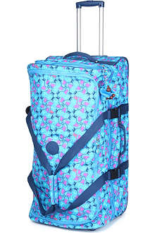 KIPLING Teagan large two-wheel suitcase
