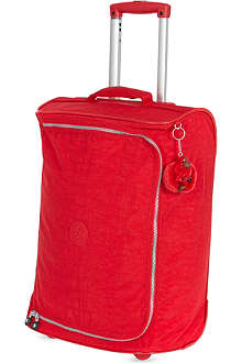 KIPLING Teagan extra-small two-wheel duffle suitcase