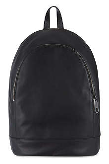 KIPLING Cool Rider leather backpack