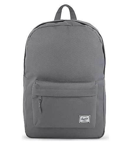 HERSCHEL SUPPLY CO Classic canvas backpack (Grey