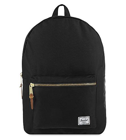 HERSCHEL SUPPLY CO Settlement backpack (Black