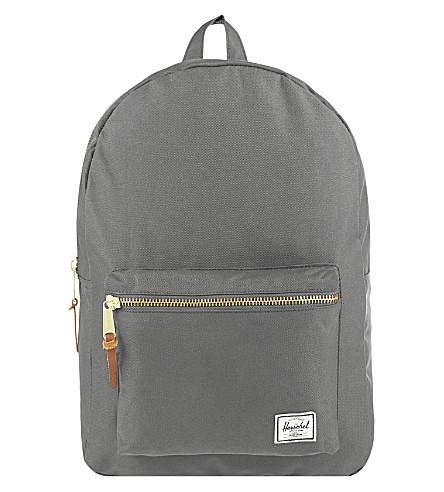 HERSCHEL SUPPLY CO Settlement backpack (Grey