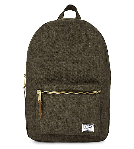 HERSCHEL SUPPLY CO Settlement backpack (Canteen+crosshatch