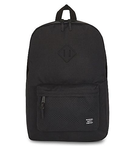HERSCHEL SUPPLY CO Aspect Heritage backpack (Black