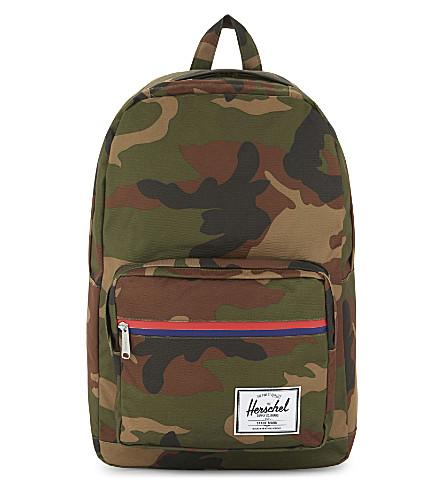 HERSCHEL SUPPLY CO Pop Quiz backpack (Camo