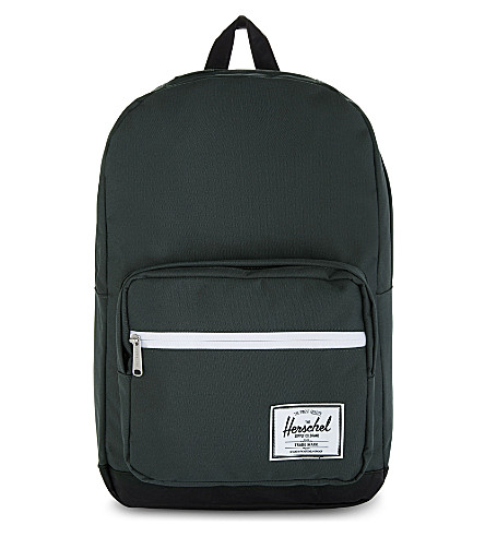 HERSCHEL SUPPLY CO Pop Quiz backpack (Dark+shadow/black