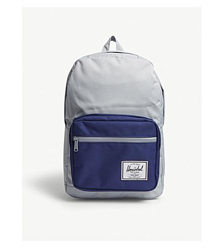 HERSCHEL SUPPLY CO Pop Quiz backpack (Quarry/blueprint