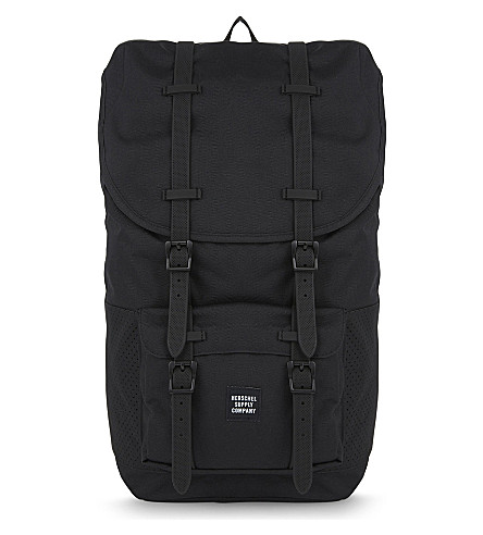 HERSCHEL SUPPLY CO Aspect Little America backpack (Black