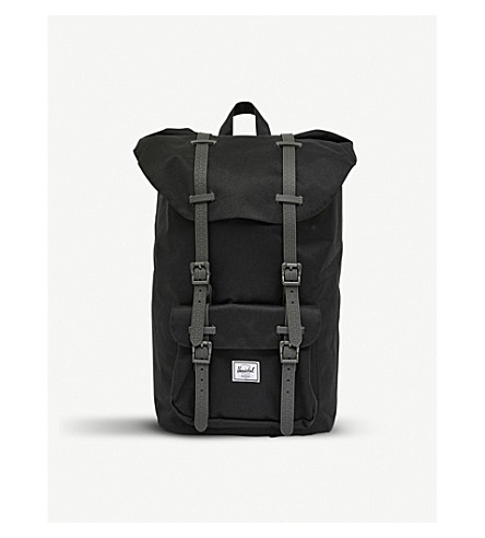 HERSCHEL SUPPLY CO Little America backpack 50cm (Black/charcoal