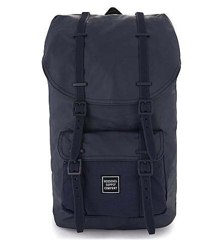 HERSCHEL SUPPLY CO Little America backpack (Peacoat/black