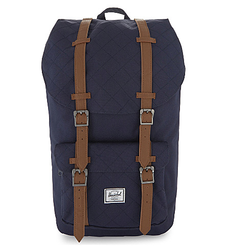 HERSCHEL SUPPLY CO Little America backpack (Peacoat