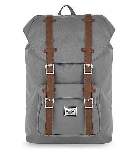 HERSCHEL SUPPLY CO Little America Mid-Volume backpack (Grey