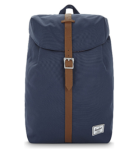 HERSCHEL SUPPLY CO Post backpack (Navy/tan