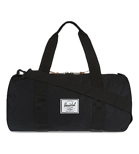 HERSCHEL SUPPLY CO Sutton duffle bag (Black